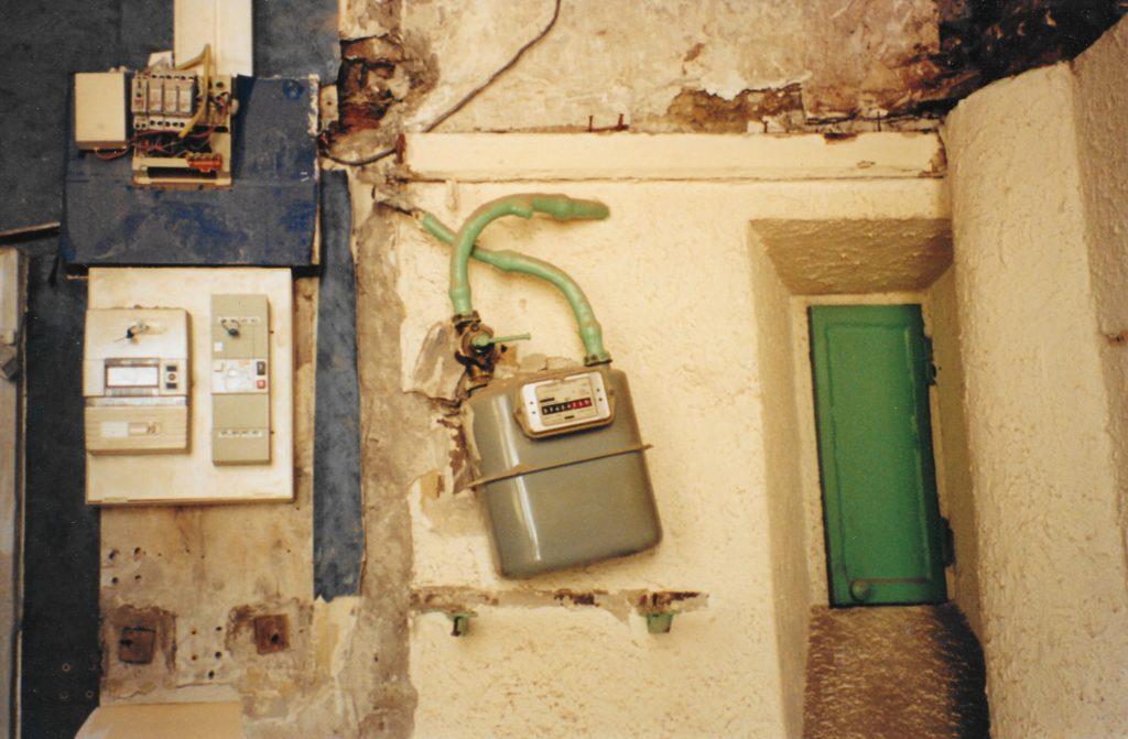 Rénovation appartement. Lyon, 2005 (Habitant)