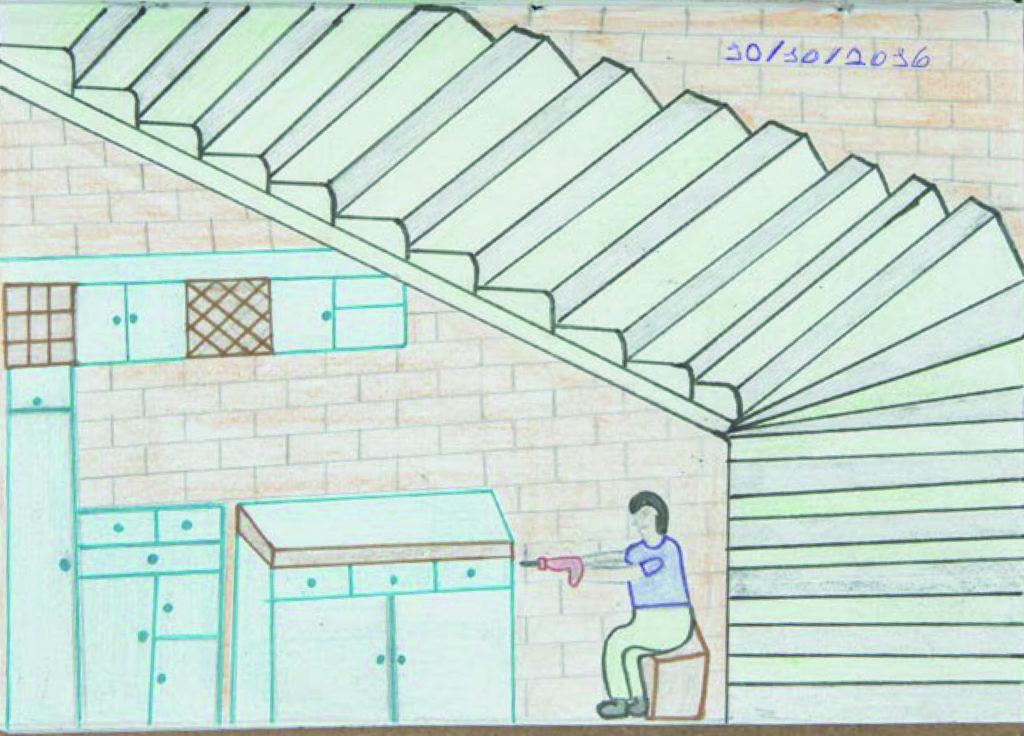 Vânia Medeiros, projet Caderno de Campo, dessin de Marcelo Santos Bispo, http://www.ct-escoladacidade.org/wp-content/uploads/2017/05/caderno-de-campo-download.pdf