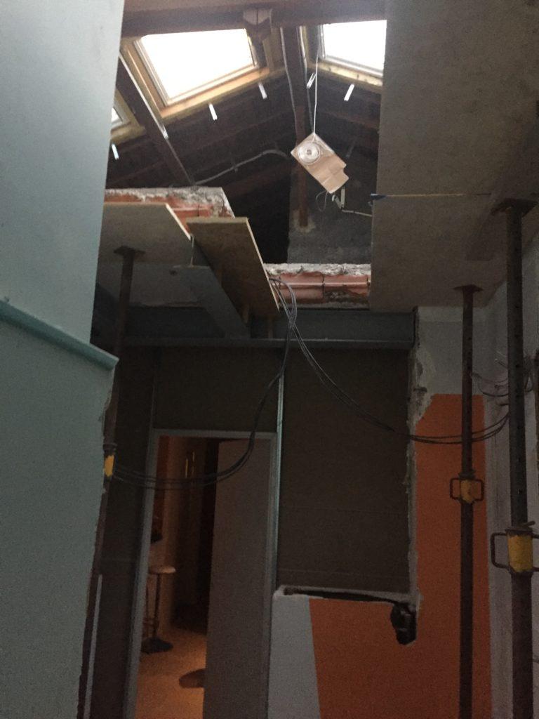 Duplex Lyon 7ème. Habitant