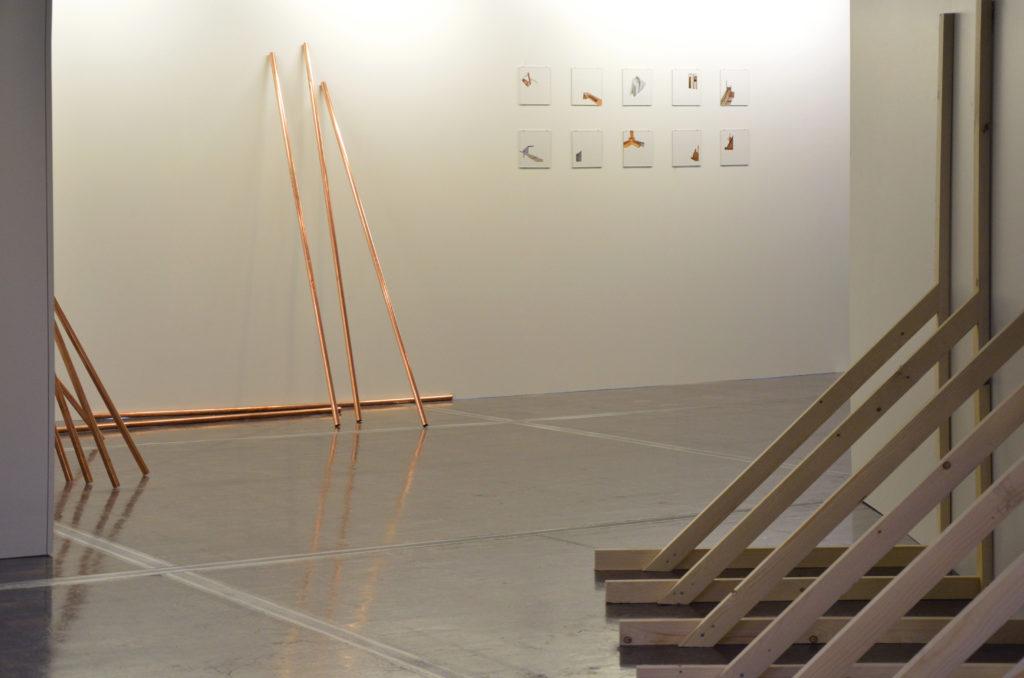 Jade Tang, exposition Perspective Résidentielle #4, Cité des Sciences, Paris, 2017 ©Jade Tang