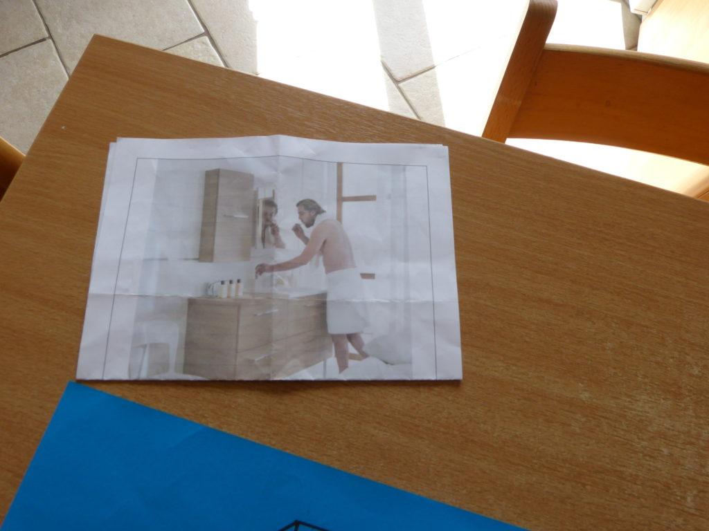 Chez Karine et Laurent, Villeurbanne, 2012-2013, © Jean Paul Filiod DR (photos réalisées dans le cadre du chantier LMS «Histoires de projets»)